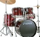 Барабанная установка Sonor, Set WM 11228, красная